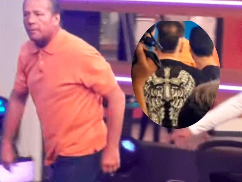 Vídeo: Alfredo Adame y Carlos Trejo casi se agarran a golpes en el programa Hoy, al final la pelea se cancela