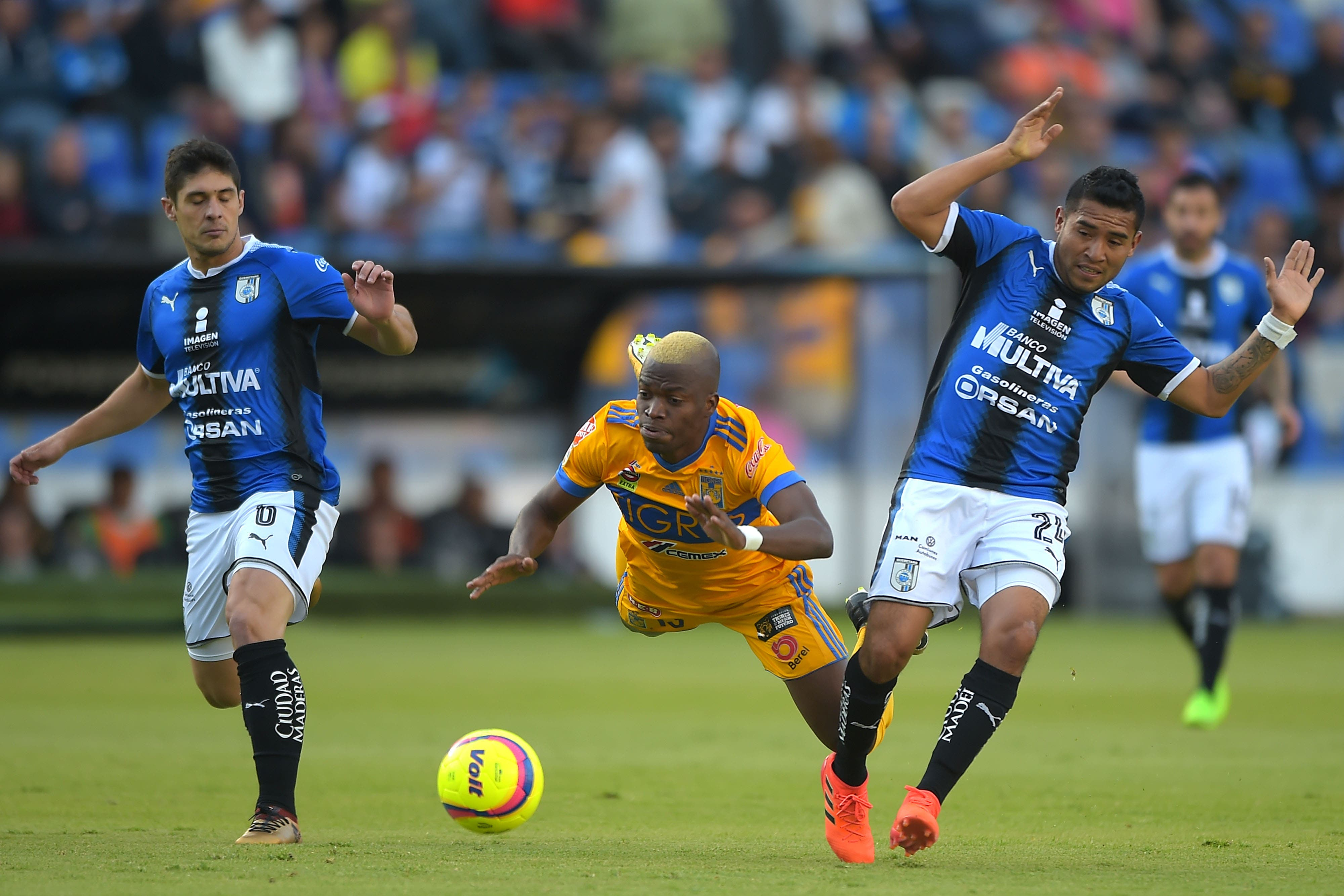 TAL VEZ TE INTERESE: Liga MX: Fechas y horarios de la Jornada 11 Clausura 2019 Liga MX: Los árbitros de la Jornada 11 en el Clausura 2019
