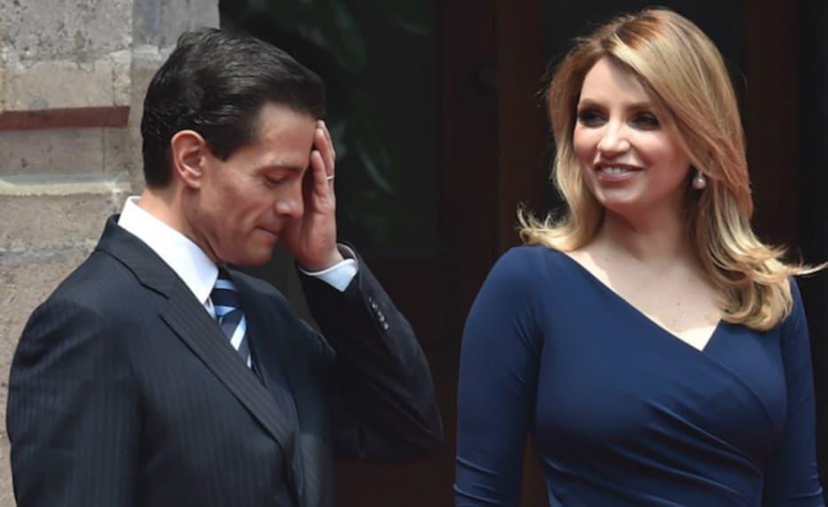 Vídeo: Angélica Rivera rompe el silencio habla de Enrique Peña Nieto