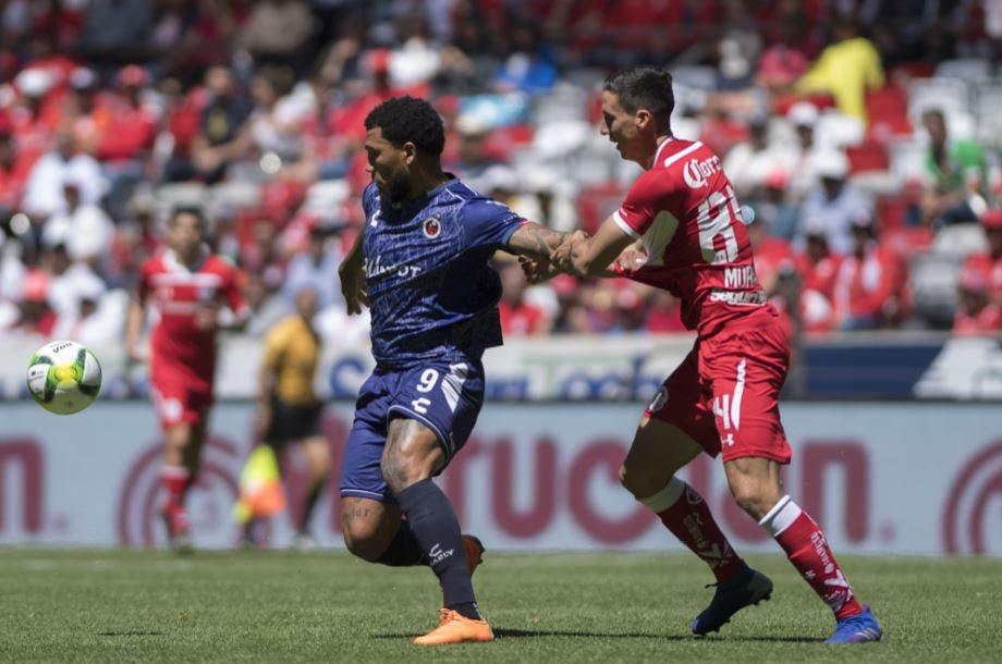Liga MX: Toluca derrota a Veracruz en la Jornada 9 del Clausura 2019
