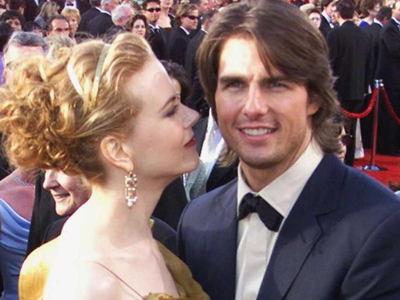 Tom Cruise prohíbe a Nicole Kidman asistir a la boda de su hijo