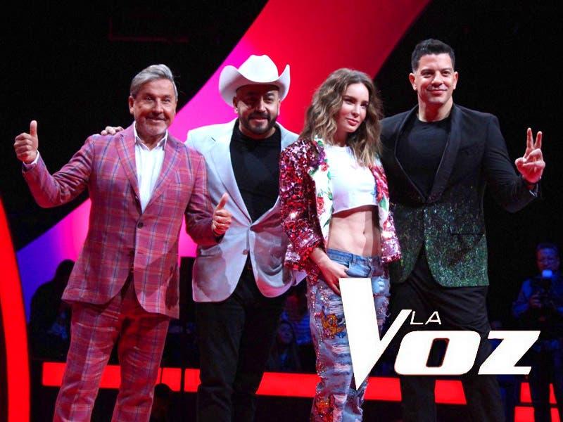 """Tv Azteca anuncia a los coaches de """"La Voz"""""""