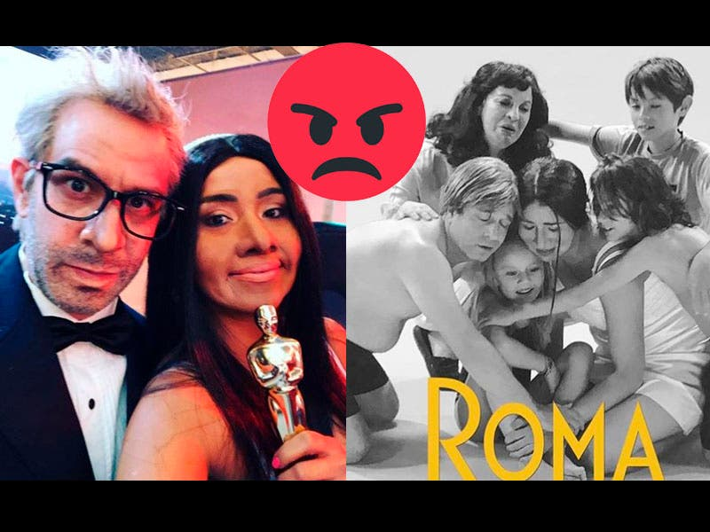 """Le tiran a """"La Parodia"""" de Televisa por burlarse de Yalitza Aparicio, le dicen """"racista"""" al programa"""