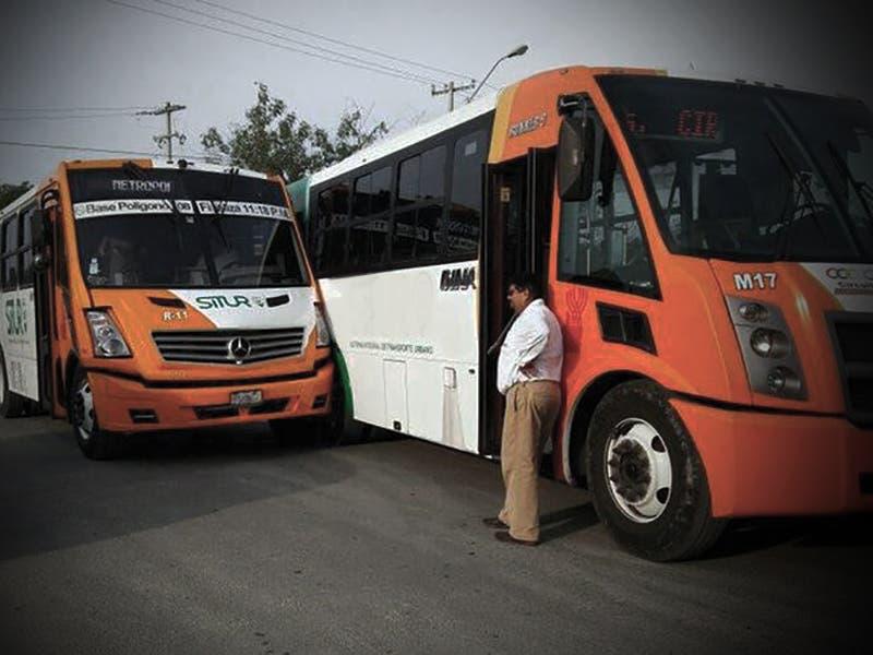 Asaltan autobús en Yucatán
