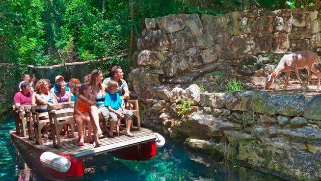 El nuevo parque de Xcaret en Yucatán, sería muy distinto a los de Quintana Roo