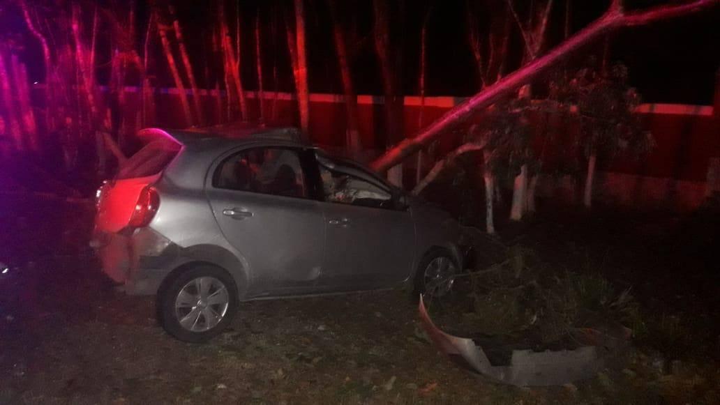 Trágico accidente en la vía Cancún-Leona Vicario; mueren dos personas