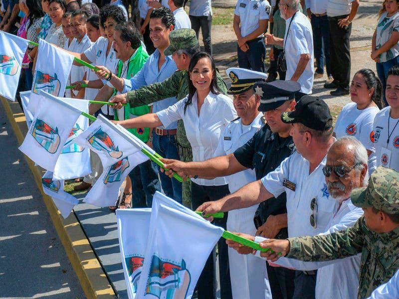 Laura Fernández pone en marcha el operativo ´Semana Santa 2019´