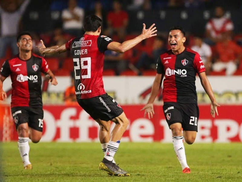 Liga MX: Atlas derrota a Veracruz en Jornada 13 Clausura 2019