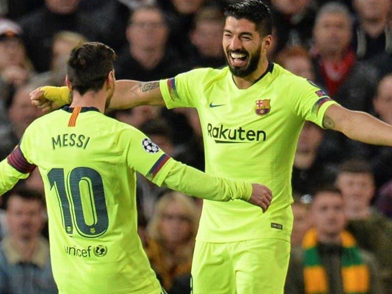 Champions 2019: Barcelona derrota a Manchester United en Cuartos Ida