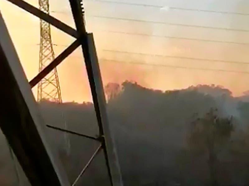 Un incendio ocasionó el apagón peninsular de la CFE