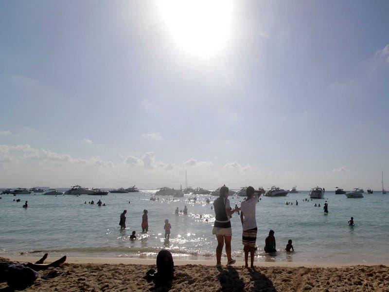Semana extremadamente calurosa para la Península de Yucatán