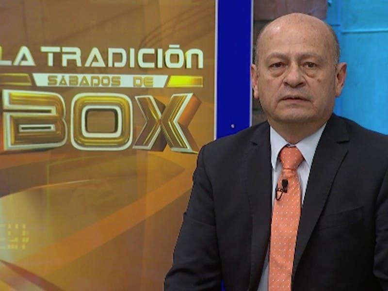 Eduardo Camarena anuncia su salida de Televisa Deportes
