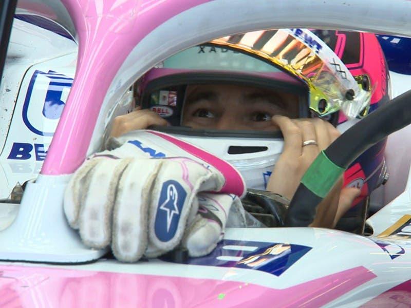 F1: Sergio 'Checo' Pérez saldrá en la quinta posición en Azerbaiyán