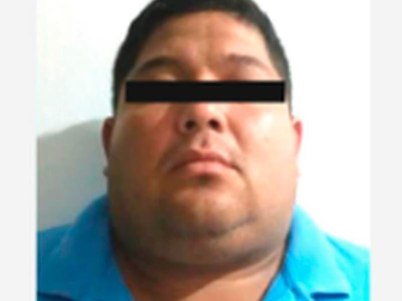 """Dilber """"N"""", considerado en el sexenio de Enrique Peña Nieto, como uno de los hombres más buscados del país."""