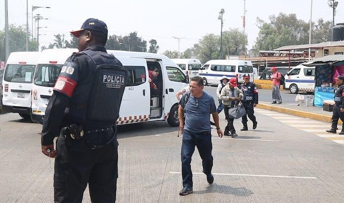 """El crecimiento de la violencia en el estado de México y la Ciudad de México es """"la piedra en el zapato"""" de las autoridades recién llegadas al gobierno."""