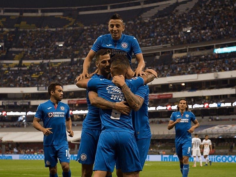 Liga MX: Cruz Azul vence a Pumas en la Jornada 15 Clausura 2019
