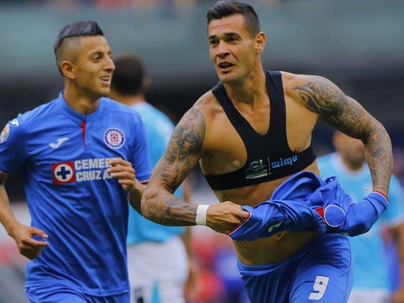 Liga MX: Cruz Azul golea a Querétaro en Jornada 13 Clausura 2019