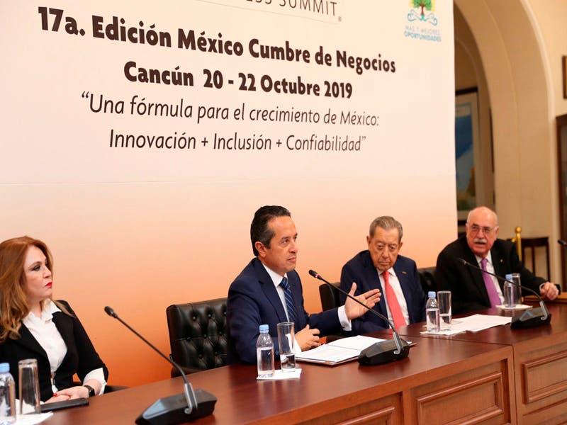 """Q.Roo será sede de la 7.ª Cumbre de Negocios """"Business Summit"""" 2019"""