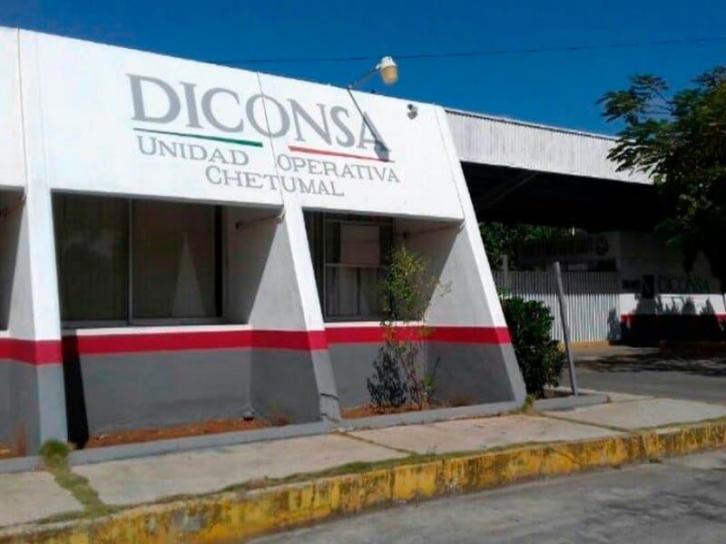 Aproximadamente 345 tiendas comunitarias de Diconsa, que brindan servicio en Quintana Roo, carecen de Maíz.