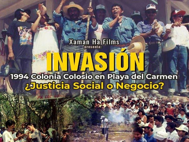 Con documental conmemorarán 25 años de la colonia Colosio