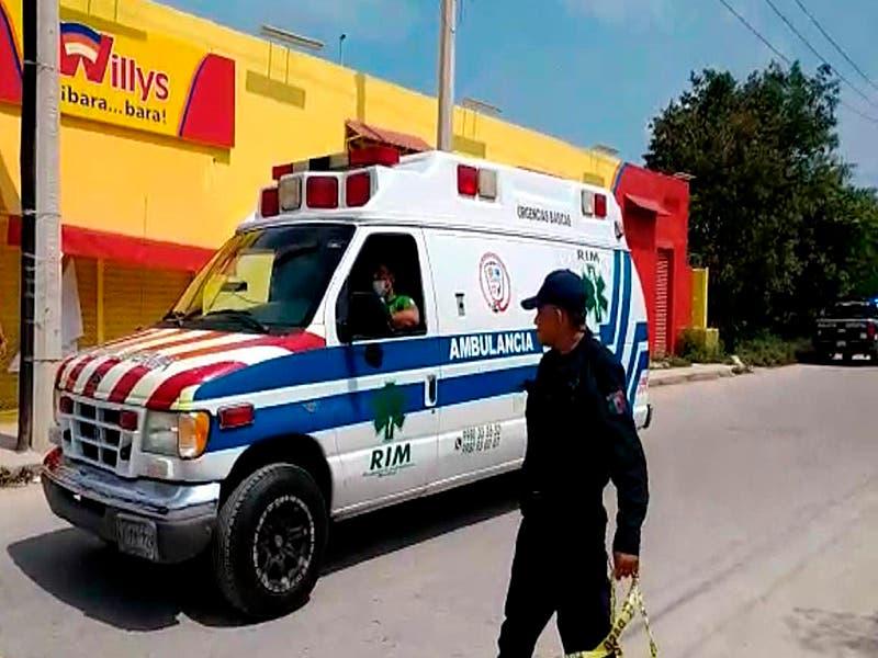 Ejecutan a elemento de la Policía turística del municipio de Benito Juárez