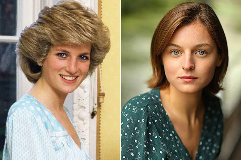 La princesa Diana de Gales aparecerá hasta la cuarta temporada y no en la tercera, tendremos que esperar para ver a Emma Corrin