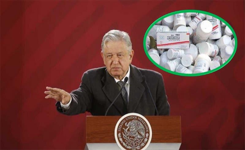 El Presidente Andrés Manuel López Obrador, durante su conferencia matutina.