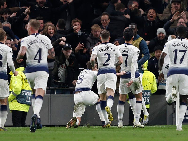 UEFA: Tottenham derrota al City en Cuartos de Ida Champions League