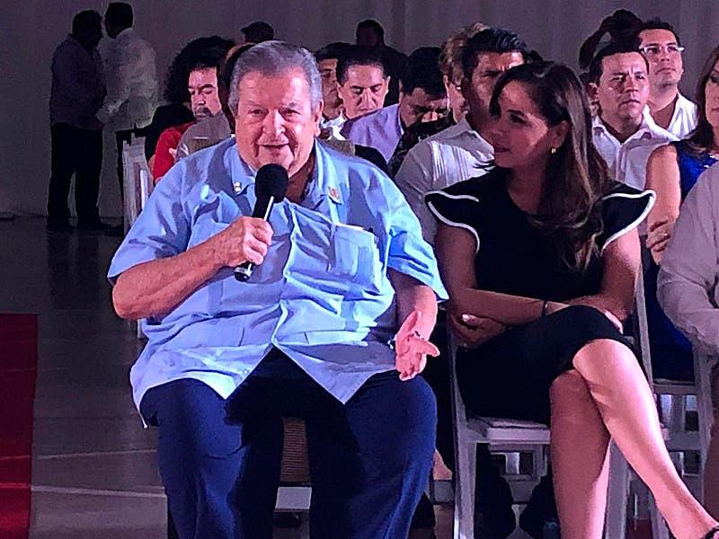 """""""Gastón Alegre, un hombre hecho así mismo"""": José Martínez"""