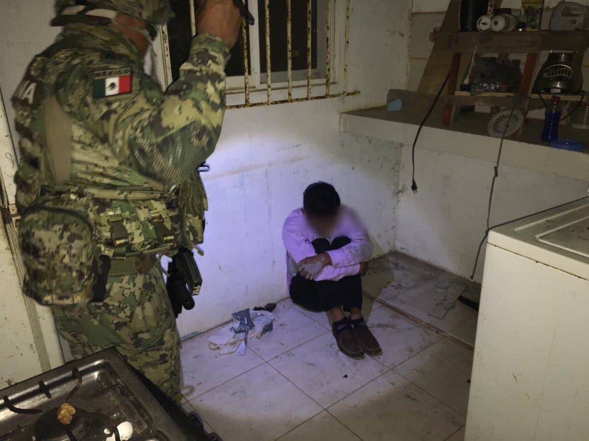 Rescata Guardia Nacional a menor de edad secuestrado