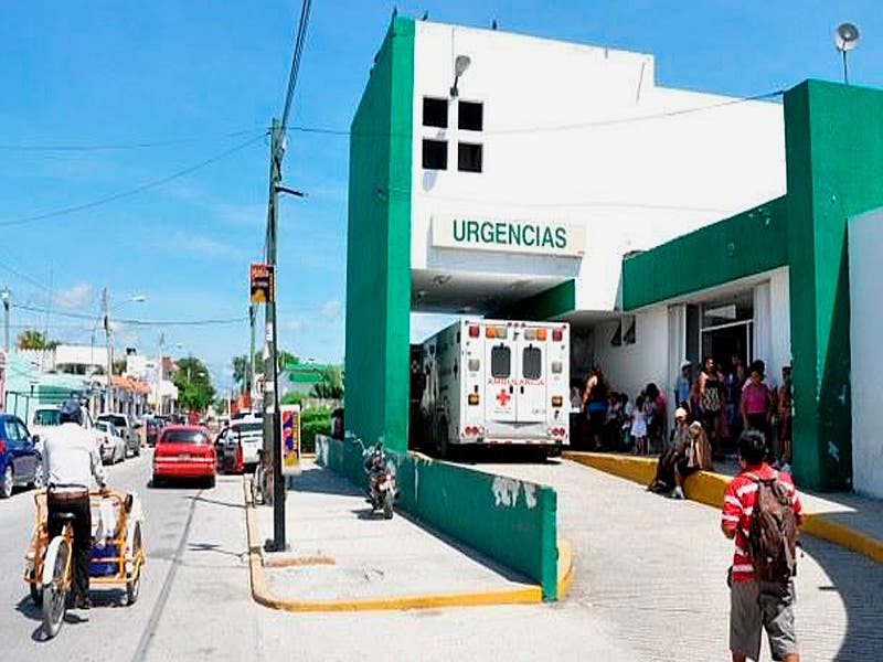 Servicios médicos de la zona norte sobre demandados por la delincuencia
