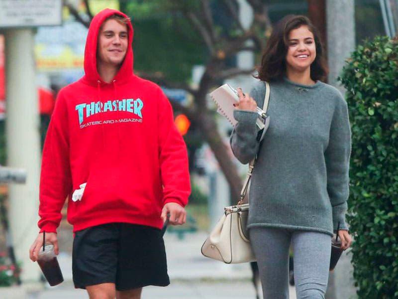 Justin Bieber googleó a Selena Gómez ¿por error?