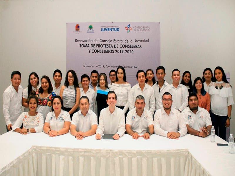 Gobierno de Laura Fernández impulsa a la juventud de Puerto Morelos