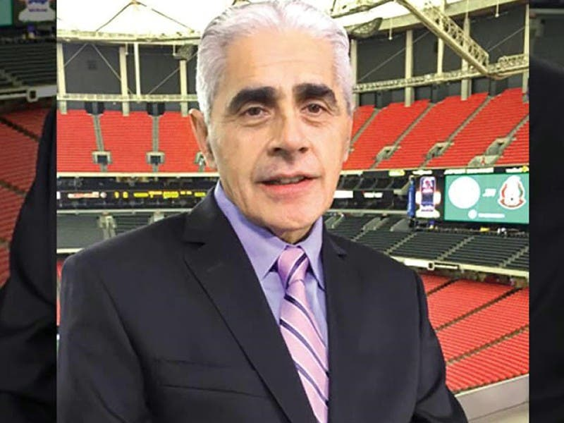 Eduardo Trelles se despide de Televisa Deportes