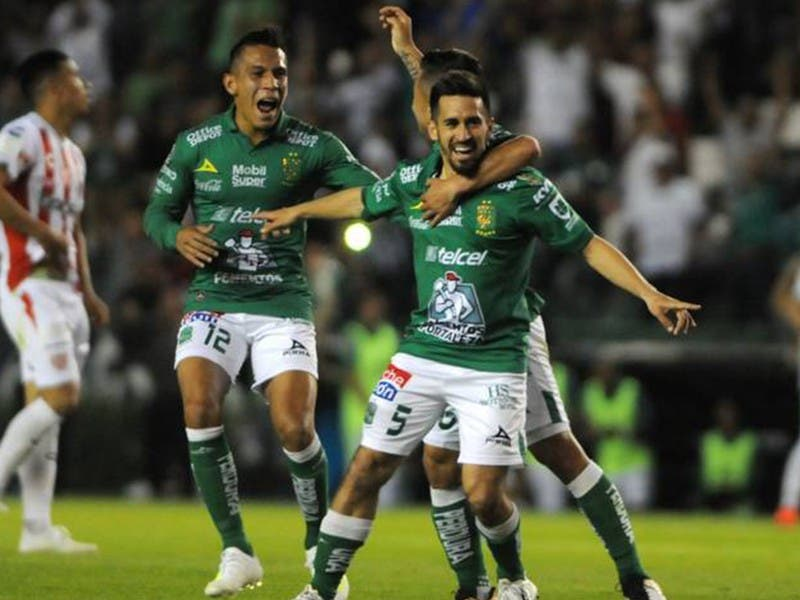 Liga MX: León derrota a Necaxa en la Jornada 13 Clausura 2019