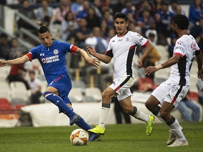 Liga MX: Horario y dónde ver en vivo Lobos BUAP vs Cruz Azul Jornada 16 Clausura 2019