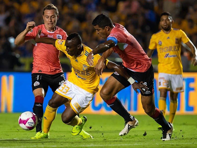 Liga MX: Horario y dónde ver en vivo Lobos BUAP vs Tigres Jornada 14 Clausura 2019