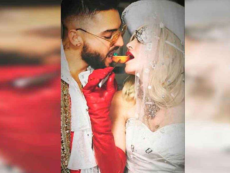 """Madonna y Maluma, así suena """"Medellín"""""""