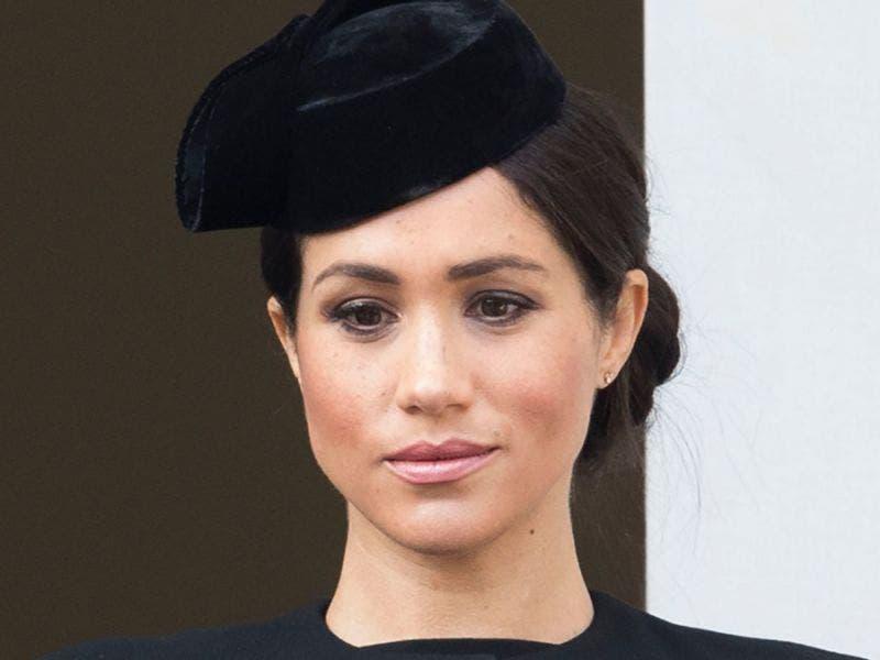 Las desiciones de Meghan Markle han ocasionado varios dolores de cabeza a la Casa Real