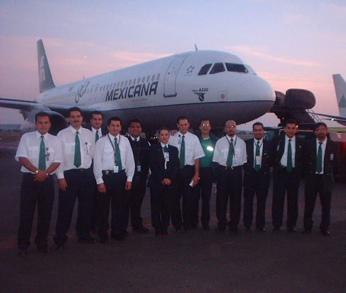 Habrá justicia para extrabajadores de Mexicana de Aviación: AMLO