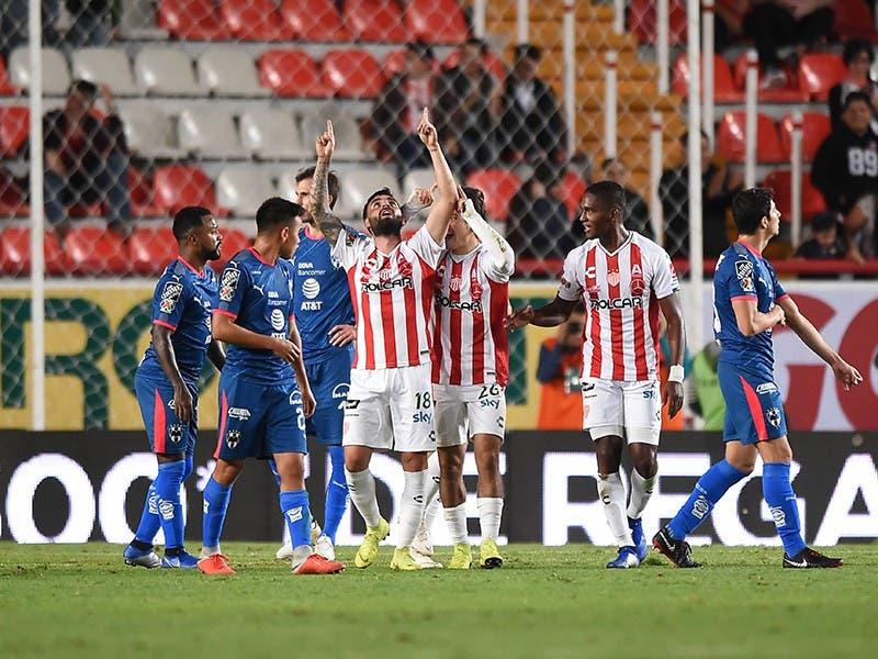 Liga MX: Horario y dónde ver en vivo Monterrey vs Necaxa Jornada 16 Clausura 2019