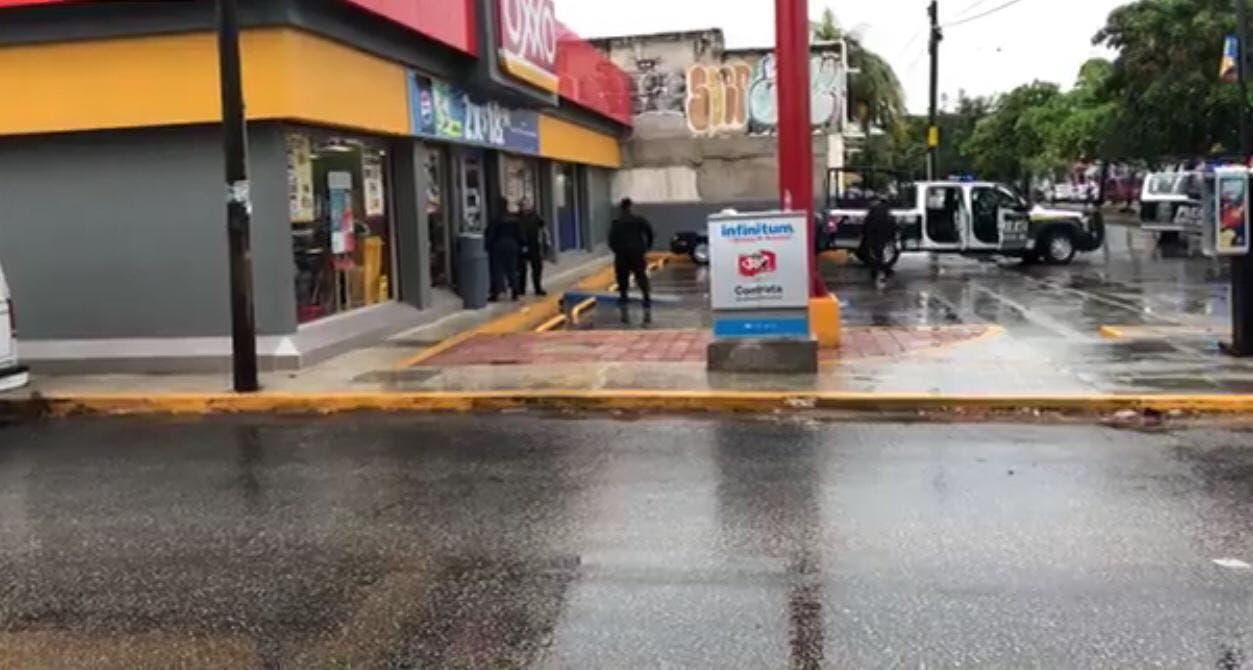 El asalto sucedió en la Región 91 de Cancún