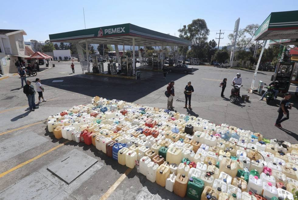 Gasolineras careras tienen mucho que ver con el robo de combustible, aunque habrá que esperar que presenten pruebas.