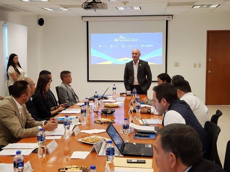 COJUDEQ: Reunión general de sedes de Olimpiada Nacional