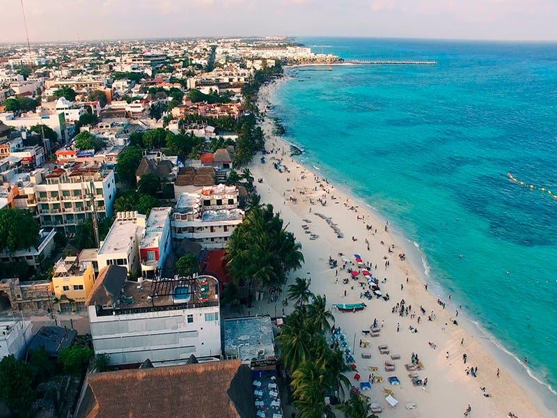 Ocupación para Semana Santa va muy lenta en Playa del Carmen
