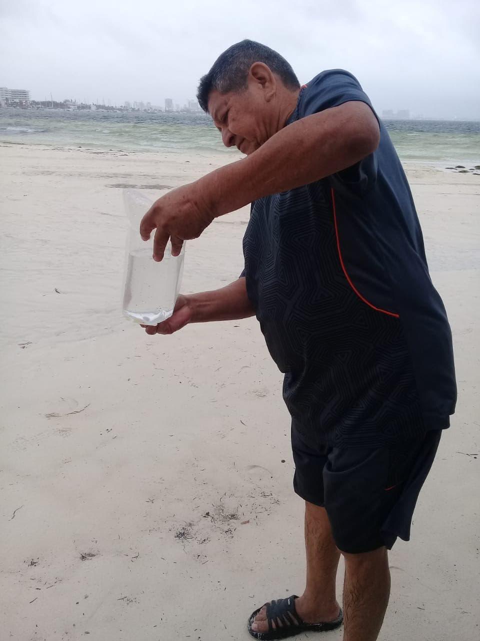 Son más de 36 puntos de verificación que se realizan en las playas de la entidad,