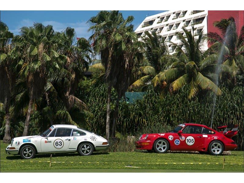 Rally Maya México: Porsche tiene una participación prominente