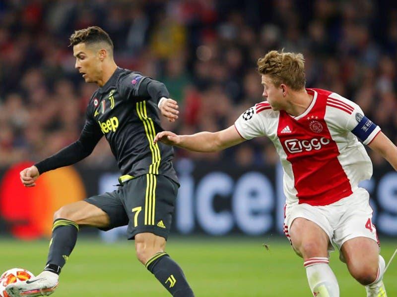 Champions 2019: Horario y dónde ver en vivo Juventus vs Ajax Cuartos Vuelta