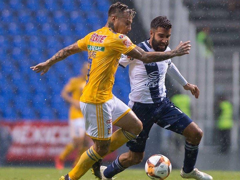 Liga MX: Puebla y Tigres empatan en Jornada 16 Clausura 2019