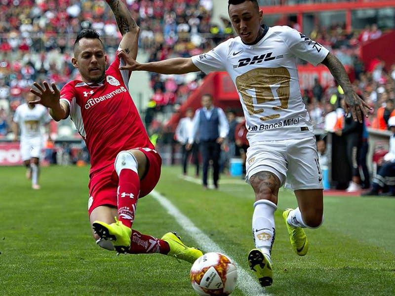 Liga MX: Horario y dónde ver en vivo Pumas vs Toluca Jornada 16 Clausura 2019
